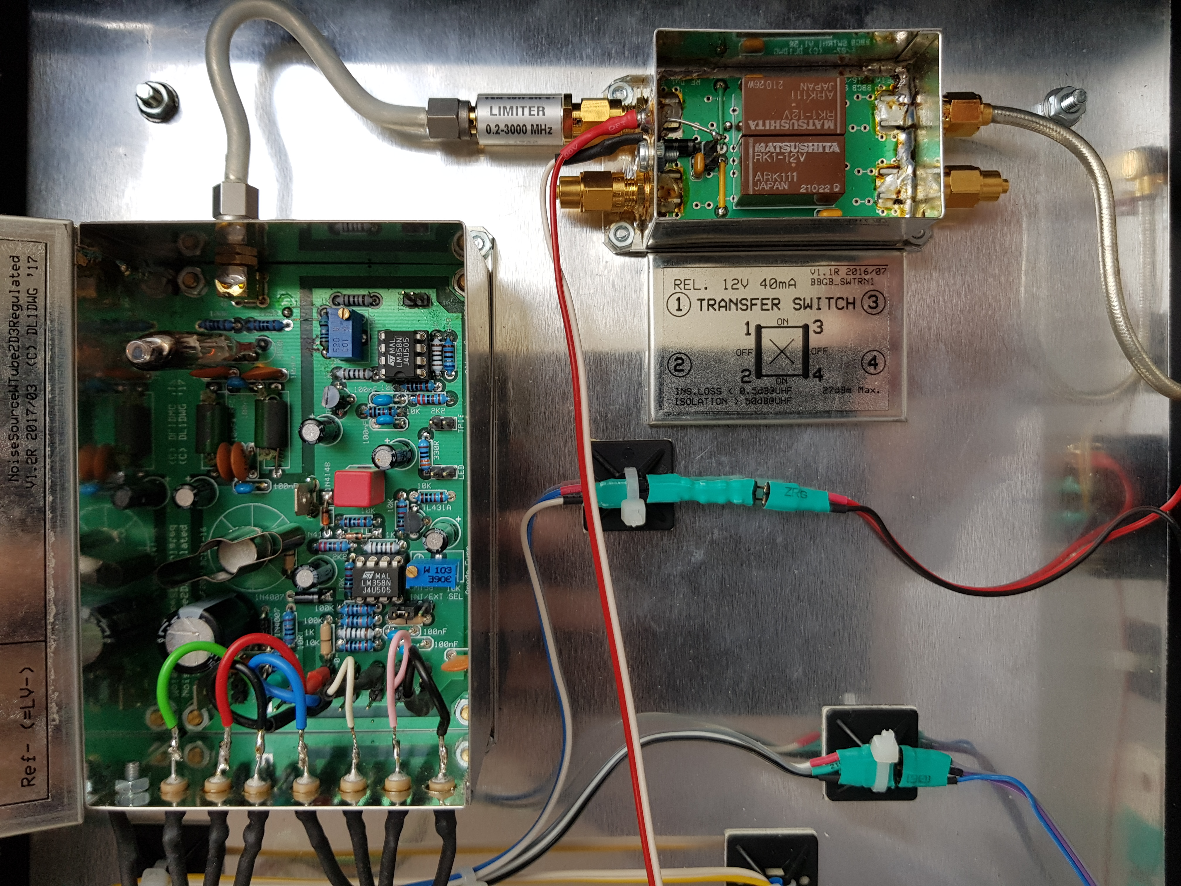 A Tube Noise Source using the 2D3B Tube – Electronic Projects for Fun