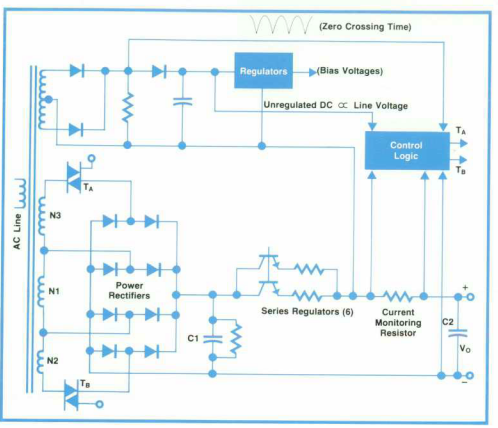 Preregulator Circuits for Linear Power Supplies – Electronic