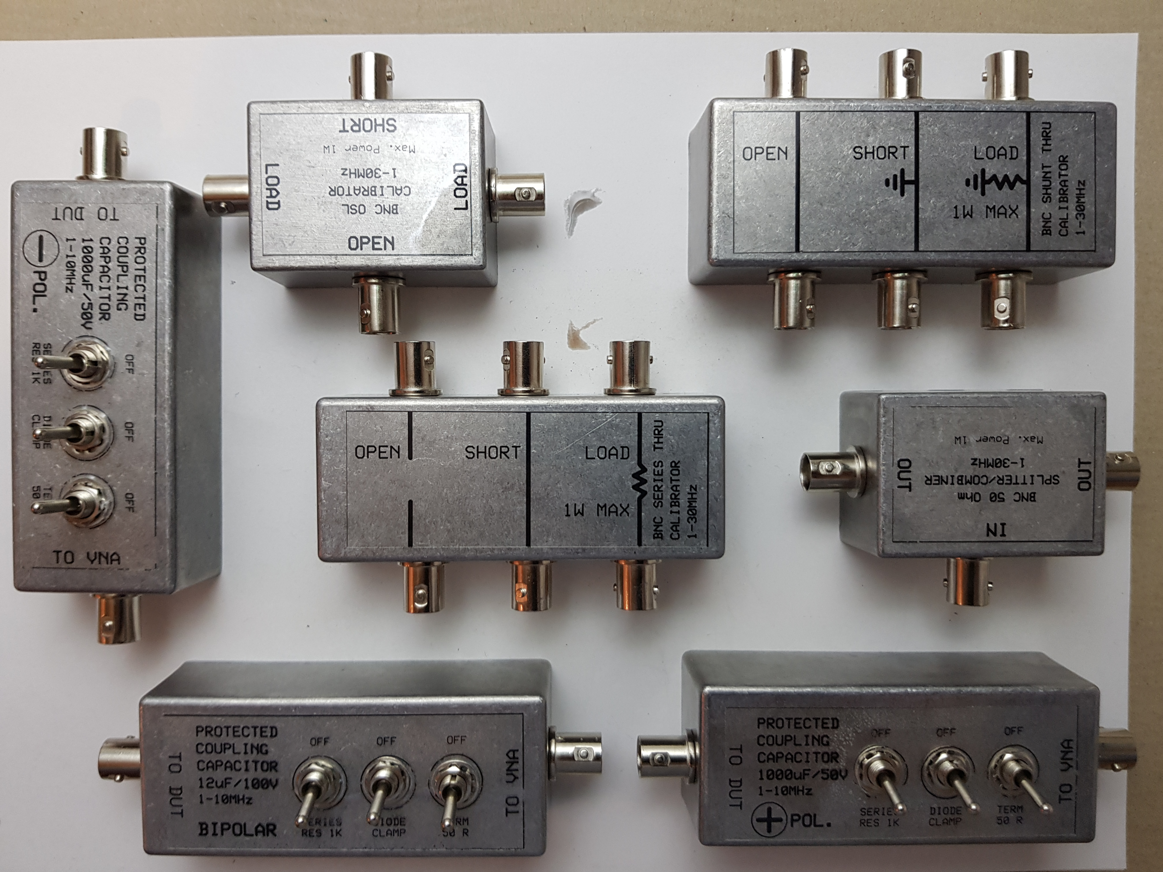 Measuring Power Supply Output Impedance Using a VNA